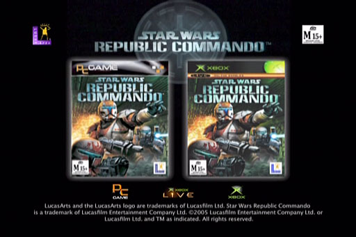 Starwars Republic Commando